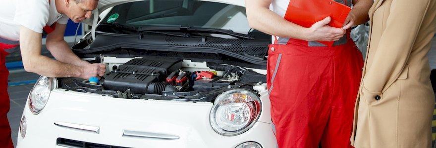 Reparer votre voiture avec de pieces detachées d occasion