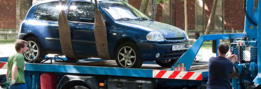 Fourrières Automobile
