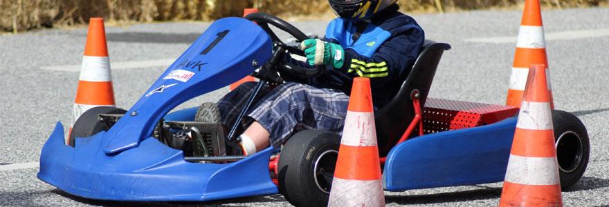 Achat de pièces de sport automobile