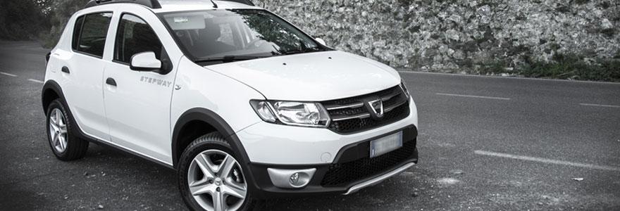 Voitures d'occaion Dacia en Loire Atlantique