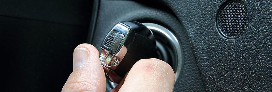 Systèmes anti-demarrage de voiture